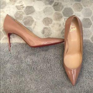 Pointed Toe Louboutin Heels